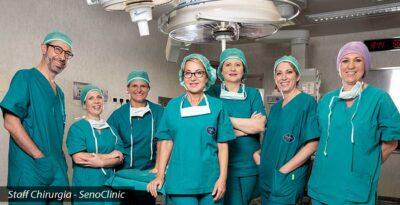 La chirurgia senologica conservativa per preservare la mammella colpita dal tumore