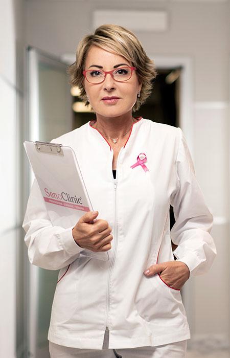 Dottoressa Simonetta Rossi - Senologa Roma