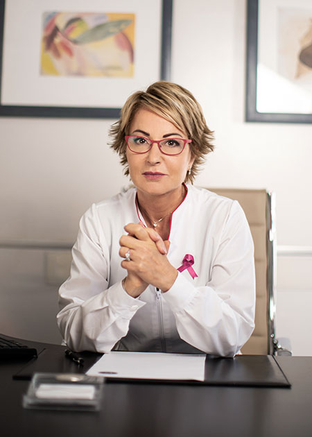 Dottoressa Simonetta Rossi - Senologa