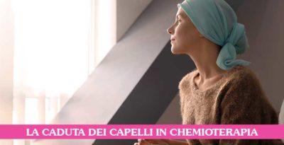 Si può ridurre la caduta dei capelli dopo la chemioterapia?