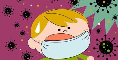 Coronavirus: come spiegare ai bambini cosa sta accadendo