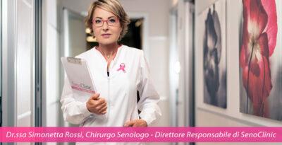 La chirurgia senologica per curare la mammella colpita dal tumore