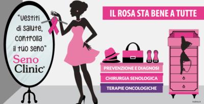 Ottobre Rosa con SenoClinic alla Coin